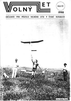 Časopis Volný let