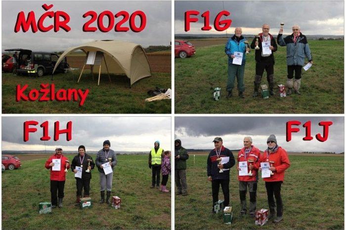 MČR 2020 Kožlany + vyhlášení ČP 2020