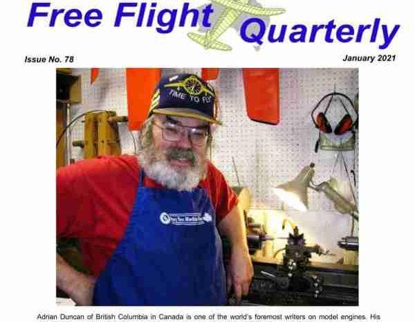 Free Flight Quarterly, Issue 78