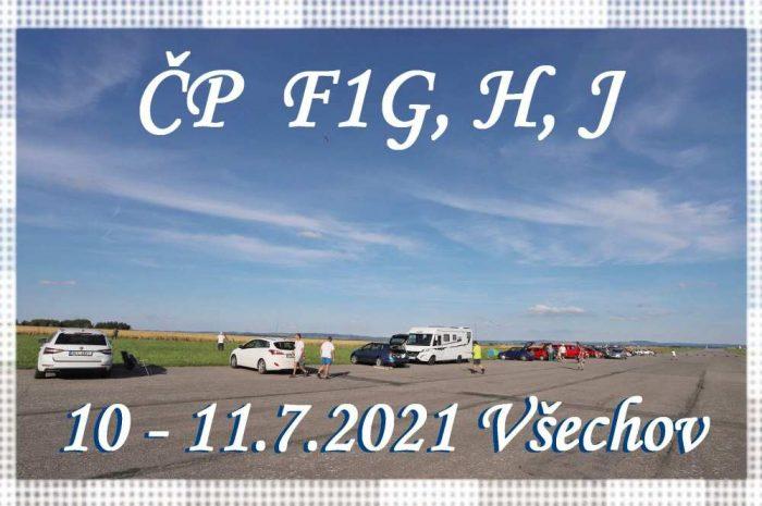 ČP F1G,H,J 10-11.7.2021 Všechov