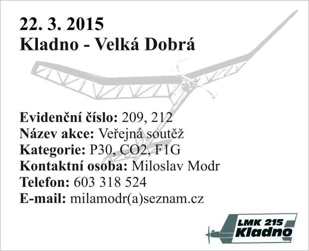 Pozvánka, 22.3.2015