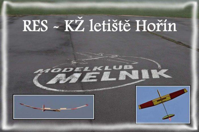 RES – KŽ Letiště Hořín