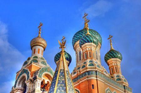 Modelářský kroužek v Rusku